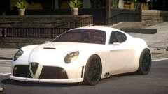2007 Alfa Romeo 8C