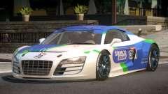 2010 Audi R8 LMS PJ4 für GTA 4