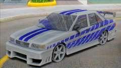 Nissan Tsuru Tuneado pour GTA San Andreas