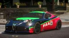 2007 Alfa Romeo 8C L10