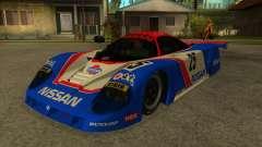 1989 Nissan R89C Le Mans