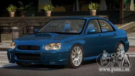 1999 Subaru Impreza LT pour GTA 4