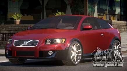 Volvo C30 RSC für GTA 4