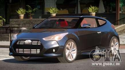 Hyundai Veloster HK für GTA 4