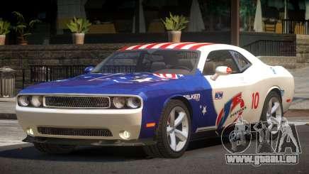 Dodge Challenger R-Tuned L6 pour GTA 4