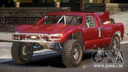 Chevrolet Silverado RC pour GTA 4