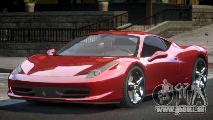 Ferrari 458 Italia BS für GTA 4
