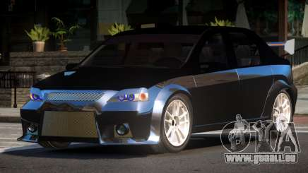 Renault Logan R-Tuning für GTA 4