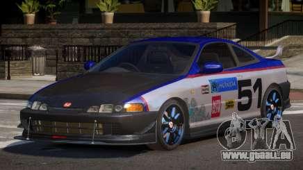 1999 Honda Integra PJ10 für GTA 4