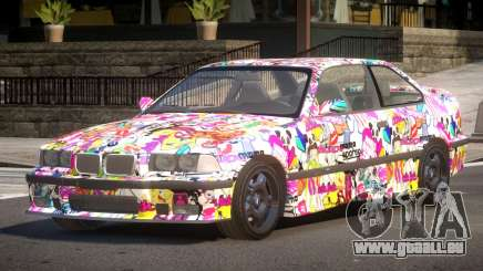 1992 BMW M3 E36 L8 für GTA 4
