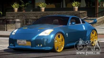 Nissan 350Z D-Tuned für GTA 4