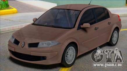 Renault Megane II 2007 pour GTA San Andreas