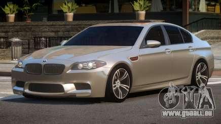 BMW M5 F10 ES pour GTA 4