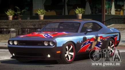 Dodge Challenger Drift L2 pour GTA 4