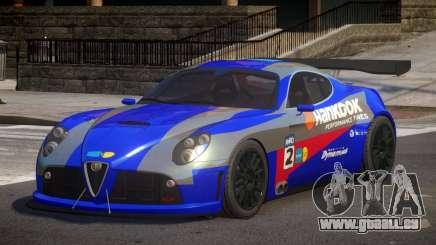2007 Alfa Romeo 8C L6 für GTA 4