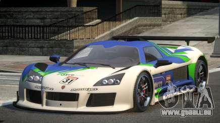 Gumpert Apollo Drift L6 für GTA 4