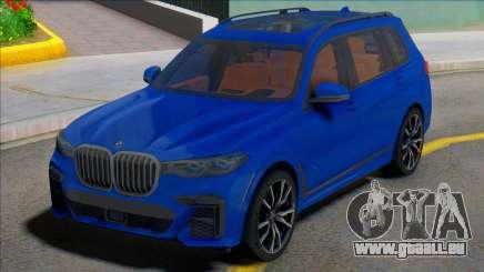BMW X7 2019 für GTA San Andreas