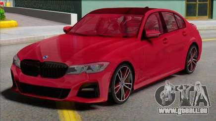 BMW 3 Series G20 M Sport pour GTA San Andreas