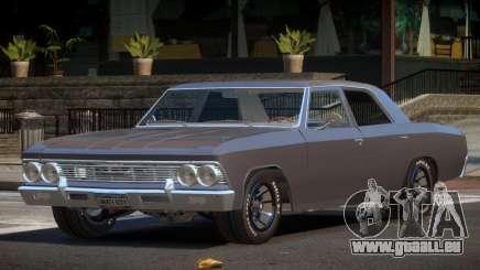 1964 Chevrolet Chevelle SN für GTA 4