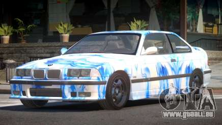 1992 BMW M3 E36 L1 für GTA 4