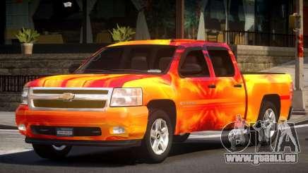 Chevrolet Silverado GST 1500 L3 für GTA 4