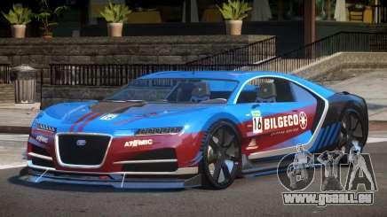Truffade Nero Custom L5 pour GTA 4