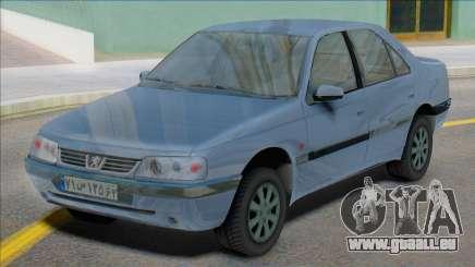 Peugeot 405 SLX Iran Plates für GTA San Andreas