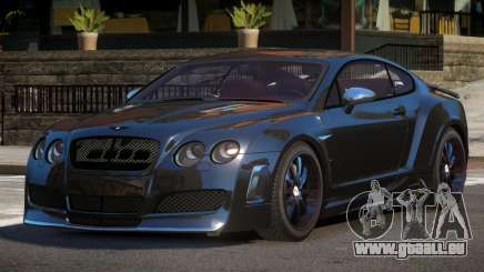Bentley Continental GT S-Tuning pour GTA 4