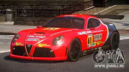 2007 Alfa Romeo 8C L4 für GTA 4