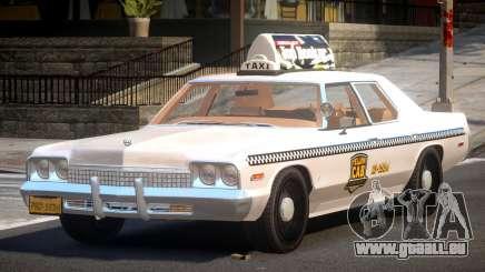 Dodge Monaco Taxi V1.2 pour GTA 4