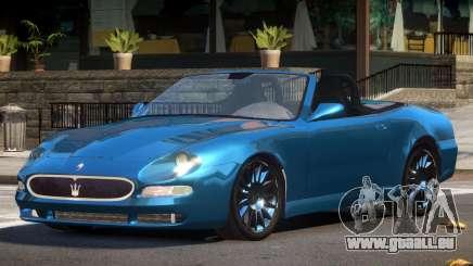 Maserati 3200 GT pour GTA 4