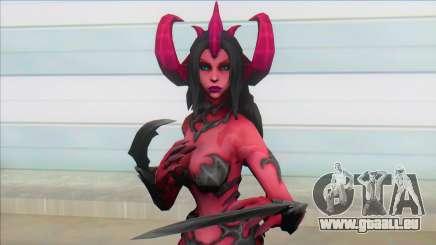 Female Demon pour GTA San Andreas