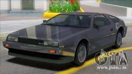GTA V Imponte Deluxo (Civilian) pour GTA San Andreas