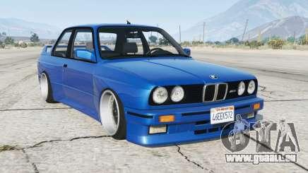 BMW M3 (E30) 19୨1 pour GTA 5