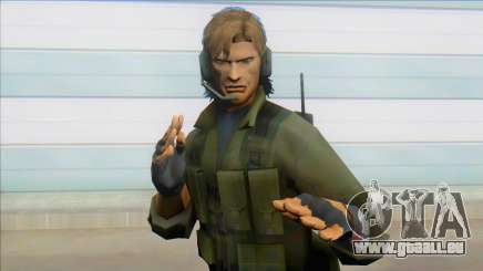 Iroquois Plinskin - Metal Gear Solid 2 pour GTA San Andreas