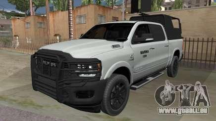Dodge Ram 2020 MARINA pour GTA San Andreas