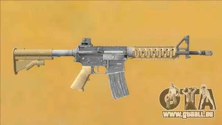 Resident Evil 3 Remake Colt M933 TAN für GTA San Andreas