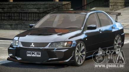 Mitsubishi Lancer VIII BS für GTA 4