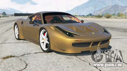 Ferrari 458 GT2 pour GTA 5