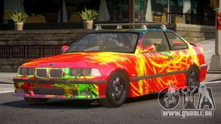 1992 BMW M3 E36 L7 für GTA 4
