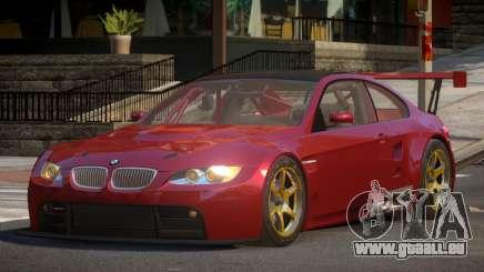 2009 BMW M3 GT2 für GTA 4