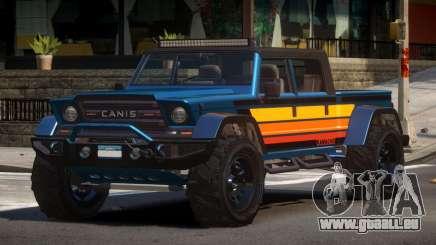 Canis Kamacho L3 pour GTA 4