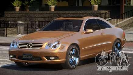 Mercedes Benz CLK55 GST für GTA 4