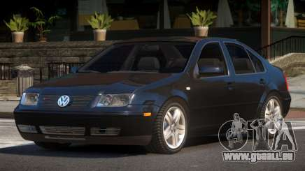 Volkswagen Bora SN für GTA 4