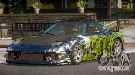 Mazda RX7 CPS PJ8 für GTA 4