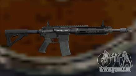 M4A1-Tech Assault Rifle pour GTA San Andreas