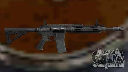 M4A1-Tech Assault Rifle pour GTA San Andreas