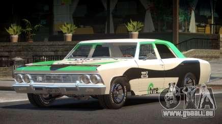 1964 Chevrolet Chevelle L3 für GTA 4