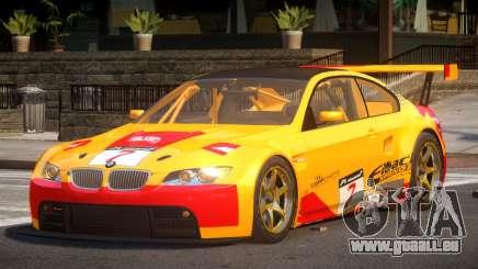 2009 BMW M3 GT2 L4 für GTA 4
