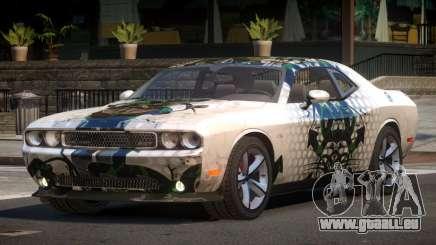 Dodge Challenger R-Tuned L3 pour GTA 4